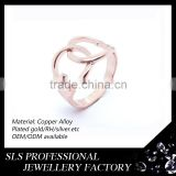 Bling-bling rings Accessories jewellery korea rings fashion designs for women alloy material without any stone rings