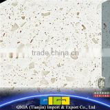 GIGA china white quartz wall cladding stone                                                                         Quality Choice