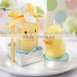 Lovely cute yellow duck candle special for you little baby shower
