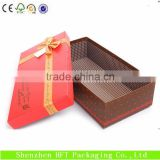Supported Custom wholesale Luxury shoe box packaging                                                                         Quality Choice