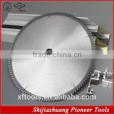 China supplier power tools billet aluminum profile circular saw blades for aluminum profile cutting
