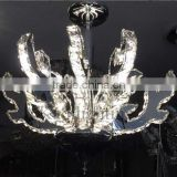 Modern crystal pendant light Luxury tree pendant lamps dining room,parlor, hall, restaurant crystal lights                                                                         Quality Choice
