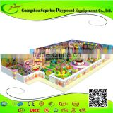 Hot Sale 2015 Indoor Playground Equipment Sport Theme 155-14B