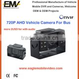 720P AHD Infared Vehhicle Camera For Inside Car