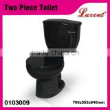 Color bathroom siphonic inodoro Toilet Black