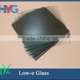 Energy saving vacuum insulated glass/Skylight triple double glazing glass / low e coating glass panels