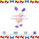 EN-71 standard Dongguan Factory Baby soft toy , plush baby animal toy , Kids rabbit toys