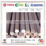 SS 201 304 316 410 420 2205 316L 310S Hot Rolled Black Pickled Cold Drawn Stainless Steel Round / flat Bar