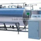 CIP cleaning system for beverage machinery beer equipment