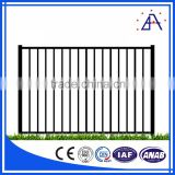 Flat Top Fence And Balcony Railing Aluminum Or Steel Railing