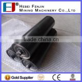 Material Handling Conveyor Components Carbon Steel Conveyor Roller With Minimum Belt Damage