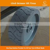 Genie JLG Parts Scissor Lift Tires