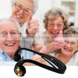 innovative technology bone conduction bluetooth rechargeable cheap external hearing aid