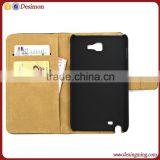 High Quality Wallet Leather Back Flip Cover for Samsung Galaxy Note Gt-n7000 i9220 Case                                                                         Quality Choice