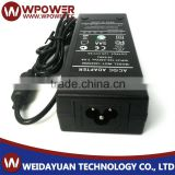 Specially designed for European custom power supply adapte ac ac adapter 12V 5A ac output