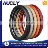13 Inch Genuine Leather Car Steering Wheel Cover