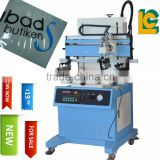 fast speed vacuum table flat screen printing machines for PP bag plastis bag shopping bag