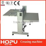 manual paper creasing machine creasing and perforating machine creasing and folding machine