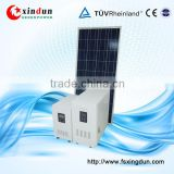 portable all in one cabinet PV panel system 5kw solar power system products with inverter,controller, battery built in