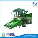 corn combine harvesting machine corn harvester with Threshing functions of combine harvester                                                                         Quality Choice