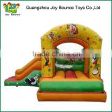new design inflatable castle, backyard cheap inflatable bouncers for sale