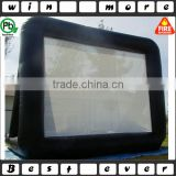 high quality inflatable movie screen, advertising movie screen for sale,inflatable air screen