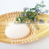 Soap manufacturing companies face whitening bath soap with bone shape