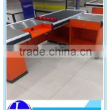 supermarket cash counter with conveyor belt                                                                         Quality Choice