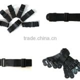 The cheapest black Nylon Guitar strap GP-01