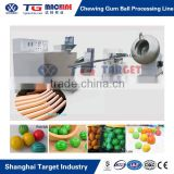 Multifunction Bubble Chewing Gum Ball Processing Line
