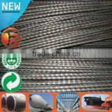 Twisted Square Bar twisted steel bar Hot SALE Square bar Of galvanized twisted fence wire