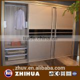 2016 hot sale home furniture bed room sliding door wardrobe