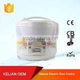 National No stick inner pot Deluxe rice cooker