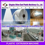 Polyester fiber strap making machine