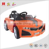 2*6V two motor openable door safety kids toys electric ride on swing car with 2.4G remote function
