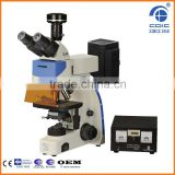 Hot Sale Ce Certified Trinocular Laboratory Biological Fluorescence Microscope with Cheap Price