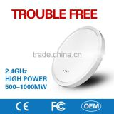 Wifi Coverage Wireless Wall Mount Access Point 150Mbps 2.4GHz Router Bridge for Soho Hotel Supermarket