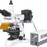 Laboratory Biological Fluorescent Microscope