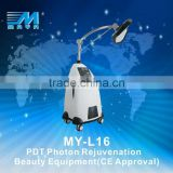 Led Facial Light Therapy Machine 630nm Blue Beauty Salon 2015 Newly PDT Led Acne Removal Beauty Machine/led Pdt Bio-light Therapy(CE Approved) Skin Toning