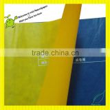 23g yellow color glassine paper from China paper mill