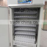 ZH-528 egg incubator China manufacture High quality 88 egg tray with automatic turner motor incubator