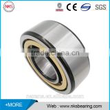 Cylindrical roller slewing bearing NJ NU344 High speed Single row bearing sizes 220*460*88mm