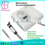 handheld Cryo Electroporation gun for mesotherapy skin tightening