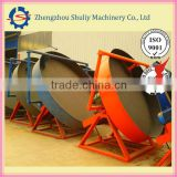 Pan chicken manure granulator/pan granulator for compound fertilizer/Pan granulating fertilizer pellet machine(0086-13837171981)