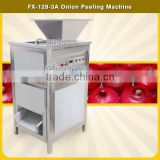 FX-128-3A Stainless steel Onion Peeling Machine,onion peeler, onion skin removing machine