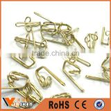 Steel decorative fitting shower curtain hook rings clips supplier