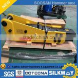 New Original Hydraulic Korea Soosan Breaker for all brand excavator