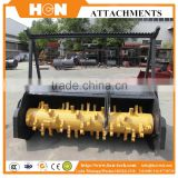 HCN 0513 Garden Mulcher Shredder