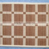 Glass Table cloth Mat / Disposable Bamboo Mat