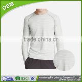 2016 Newest breathable blank v-neck short sleeve cheap stretch cotton sports jersey new model